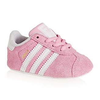 wholesale dealer 767f9 af365 adidas Unisex Babies Gazelle Crib Gymnastics Shoes