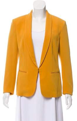 Rag & Bone Shawl-Lapel Structured Blazer