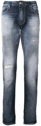 Emporio Armani regular bootcut jeans