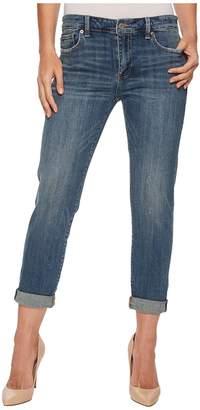 Lucky Brand Sienna Slim Boyfriend Jeans in Azure Bay Clean Women's Jeans