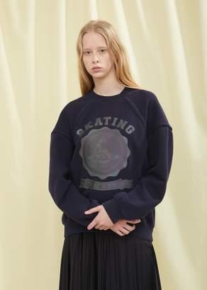 Maison Margiela Open End Fleece Sweatshirt