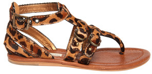 Cynthia Vincent Gladiator in Leopard