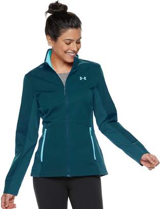 Under Armour Women's Soft Shell Jacket