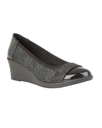 Lotus Parish Wedge Slip-On Shoes