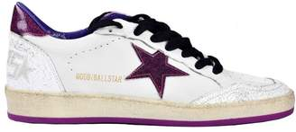 Golden Goose Ball Star Distress Sneakers