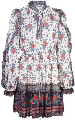 Ulla Johnson floral day dress