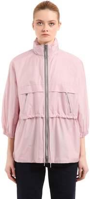 Prada Nylon Windbreaker Jacket