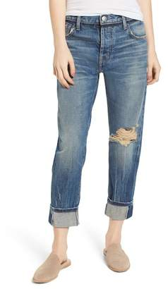 Current/Elliott The Selvedge Taper Jeans (Morrison)
