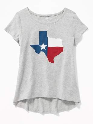 "Old Navy ""Hey Y'all"" Graphic Tee for Girls"