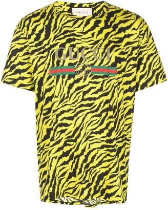 34f55d3f619e Gucci Yellow Men's Shirts - ShopStyle