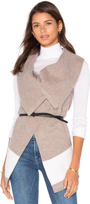 Joie Ligere Wool Vest $348 thestylecure.com