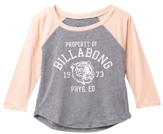 Billabong Property of Long Sleeve T-Shirt (Little Girls & Big Girls)