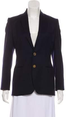 Ralph Lauren Black Label Wool Button-Up Blazer