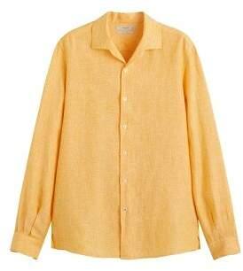 Mango Man MANGO MAN Slim-fit linen shirt