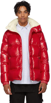 Moncler Genius 2 1952 Red Dervaux Down Jacket
