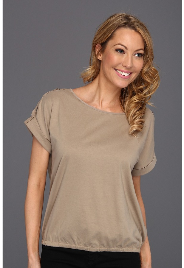 Kenneth Cole New York - Kamria (Wheat Brown) - Apparel