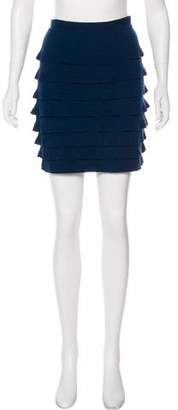 3.1 Phillip Lim Paneled Mini Skirt