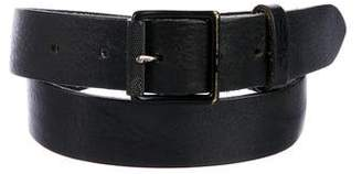 Rag & Bone Buckle Leather Belt