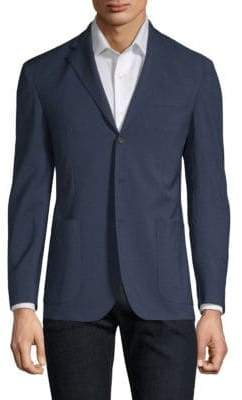 Polo Ralph Lauren Morgan Yale Textured Wool Blazer