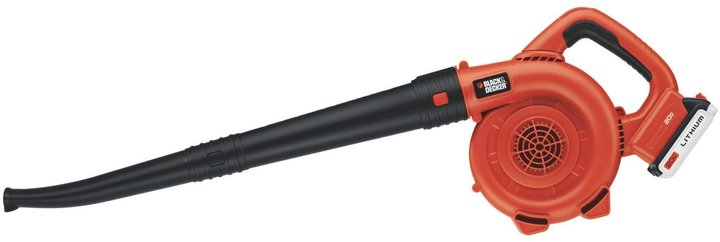 Black & Decker LSW20 20-Volt Lithium Cordless Sweeper