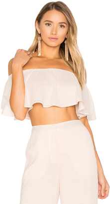 House of Harlow x REVOLVE Bree Crop Top $110 thestylecure.com