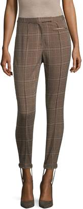 Tracy Reese Women's Plaid Stirrup Pant