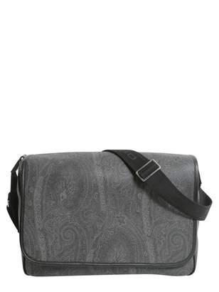 Etro Paisley Printed Crossbody Bag