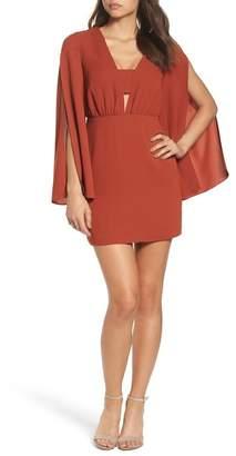 Ali & Jay Long Split Sleeve Dress