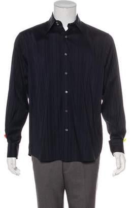Theory French Cuff Dress Shirt