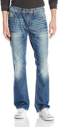 Buffalo David Bitton Men's King Slim Boot Cut Jean in