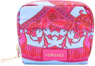 Versace (ヴェルサーチ) - Versace プリント コスメポーチ