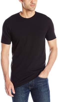 American Apparel Men's Fine Jersey Short Sleeve Tall Tee