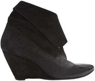 Sigerson Morrison Black Suede Boots