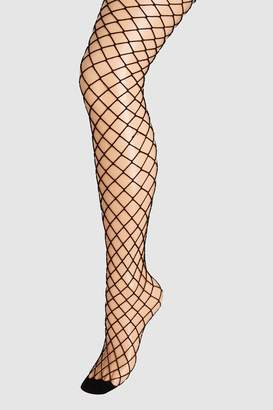 a760c6377 Next Womens Black Fishnet Tights One Pack