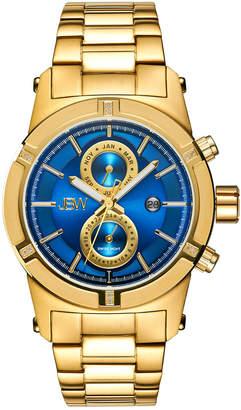 JBW Men's Strider Diamond & Crystal Watch