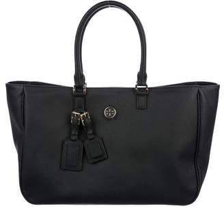 Tory Burch Roslyn Canvas Tote