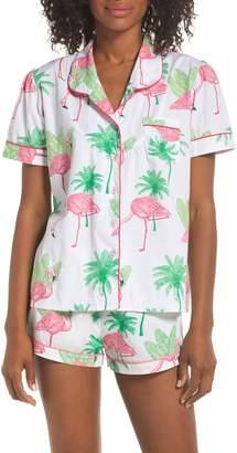 Sant and Abel Flamingo Short Pajamas