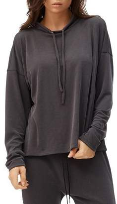 Fenix All Ribbed Long-Sleeve Pullover Top
