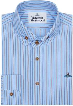 Vivienne Westwood Striped Krall Shirt
