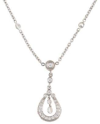 Penny Preville 18K Diamond Pendant Necklace