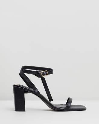 Essential Leather Heels