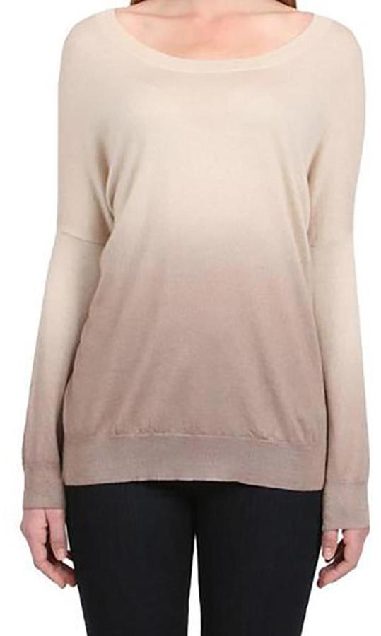 Chan LuuChan Luu Ombre Cashmere Sweater