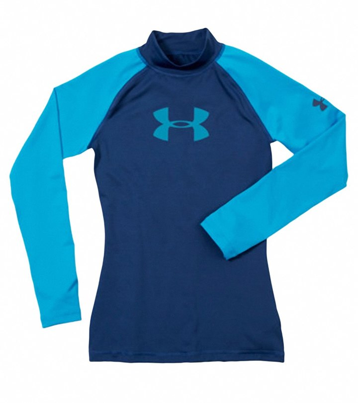 Under Armour Boys' Lotide L/S Rashguard (820) - 8118400