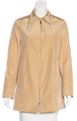 Luciano Barbera Silk Lightweight Jacket