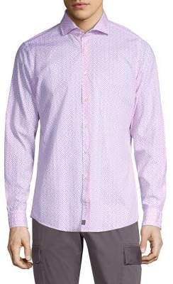Strellson Slim-Fit Sereno Button-Down Shirt