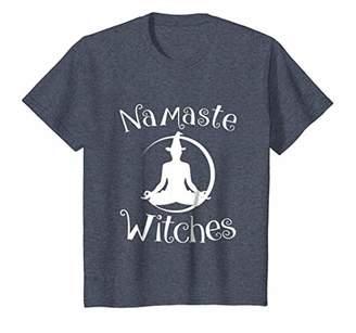 Namaste Yoga Witches T Shirt