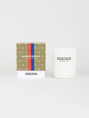 MAISON BALZAC X Doctor Cooper Studio 2067AD Large Soy Candle