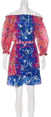 Saloni Silk Grace Dress w/ Tags