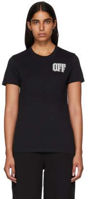Off-White Black Lips T-Shirt