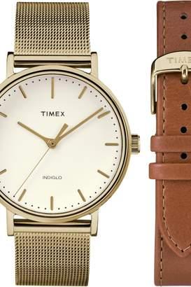 Timex Unisex Fairfield Box Set Watch TWG016600
